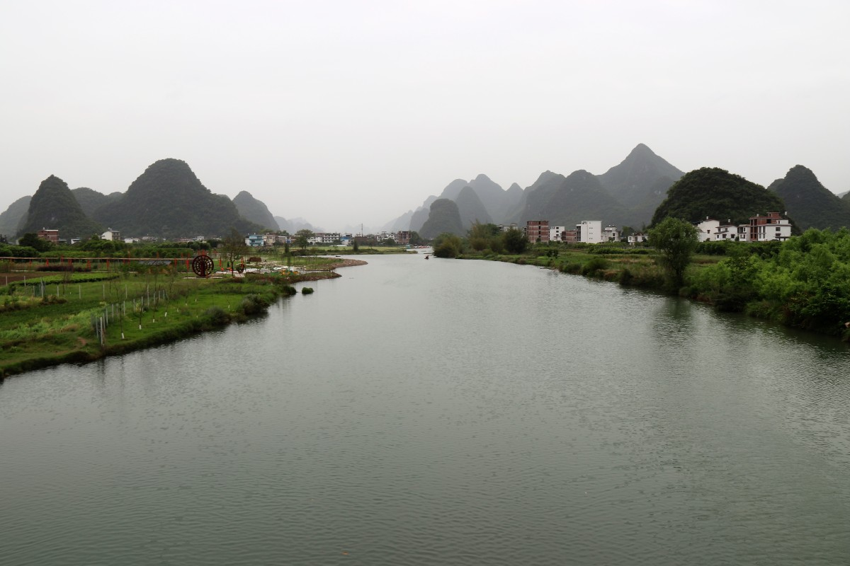 Beautiful Guilin, nature'sbounty