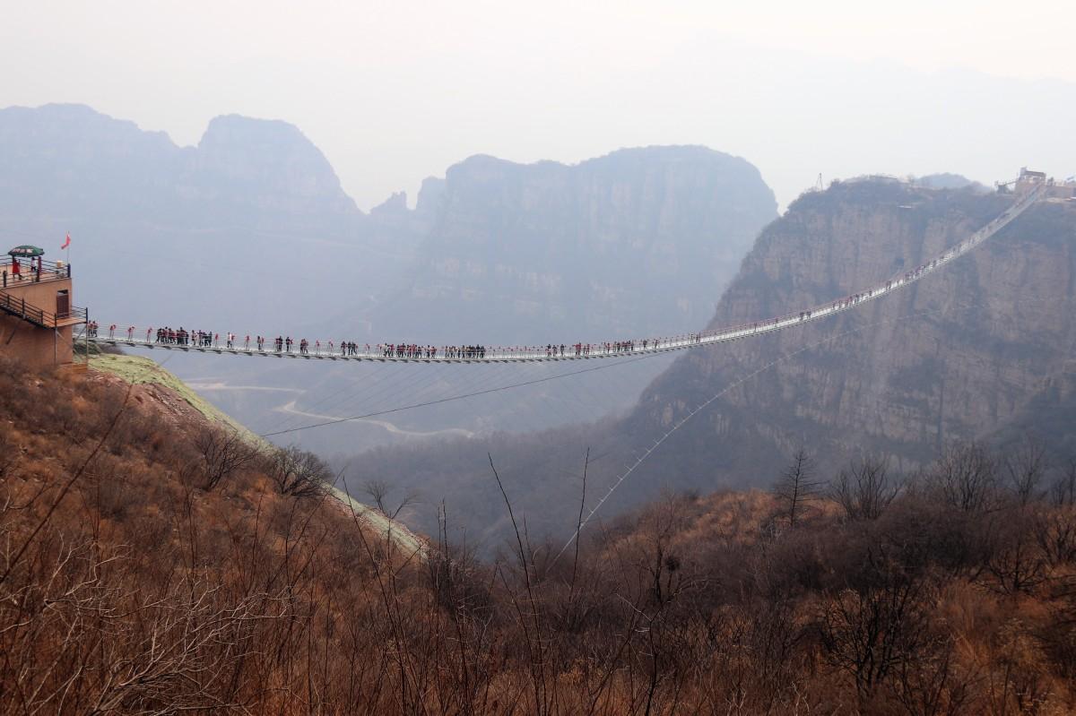HongYaGu: Chinese culture and the longest glassbridge
